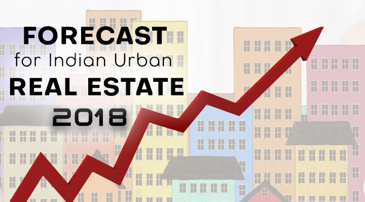 Indian urban real estate forecast