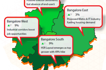 Bangalore-city-map-real-estate-development