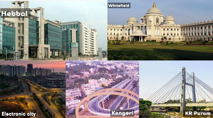 Properties in Bangalore – Where to Invest?