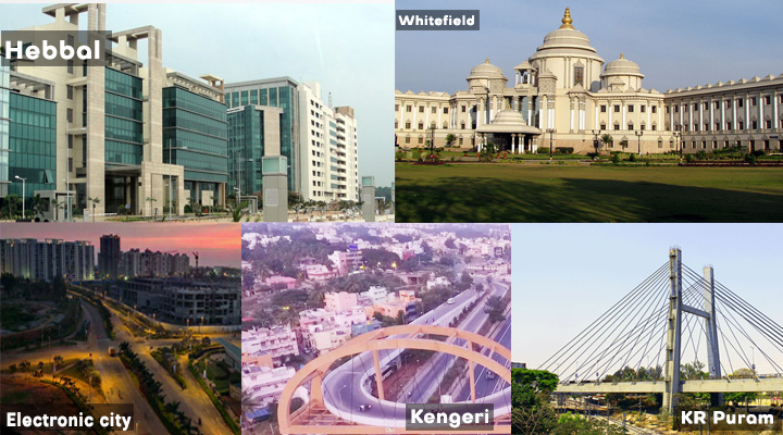 Properties in Bangalore and where to invest ?