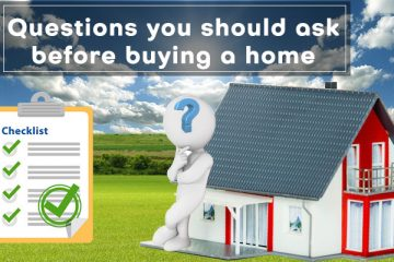questions before home buying